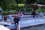 Iowana Beach offers boat, motor and pontoon rentals