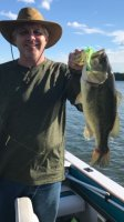 Guests of Iowana Beach find great Minnesota fishing!